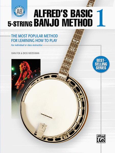 Alfred's Basic 5-String Banjo Method