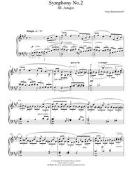 Symphony No.2 - 3rd Movement