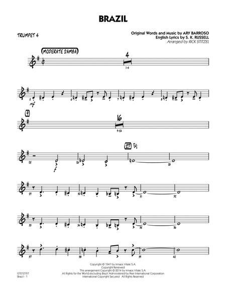 Brazil - Trumpet 4
