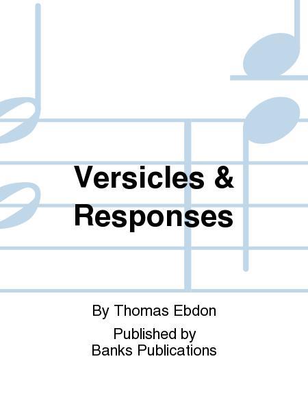 Versicles & Responses