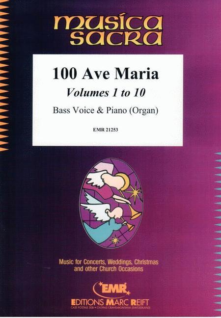 100 Ave Maria Volume 1-10