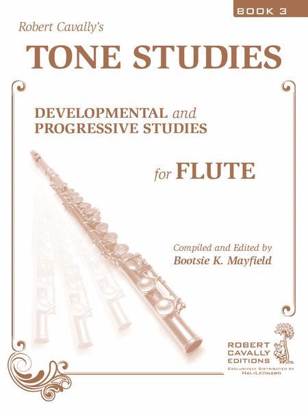 Tone Studies, Book 3