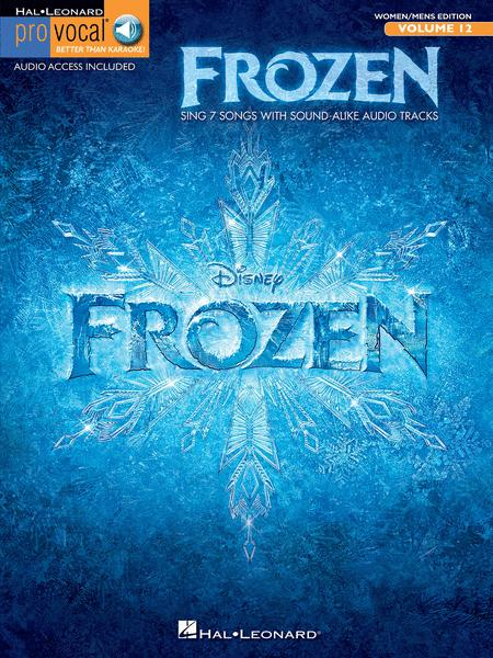 Frozen - Vocal Play Along