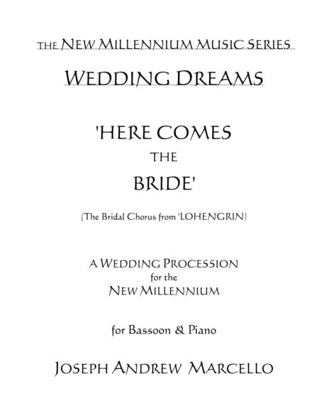 Here Comes the Bride - for the New Millennium - Bassoon & Piano