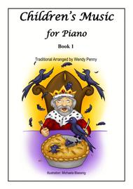 Nursery Rhymes for Piano Book 1