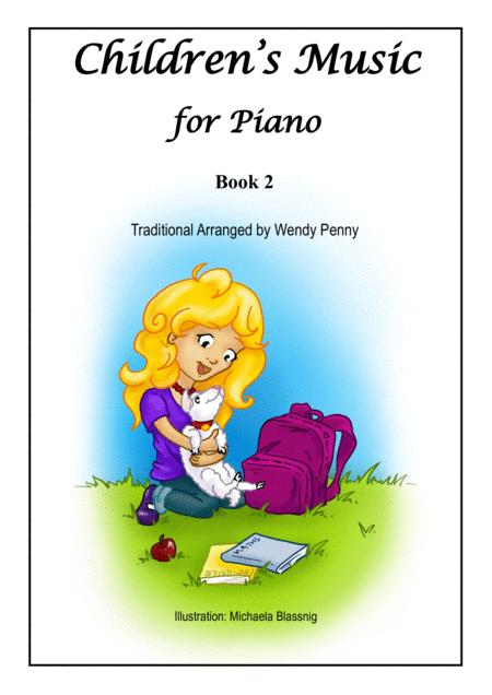 Nursery Rhymes for Piano Book 2