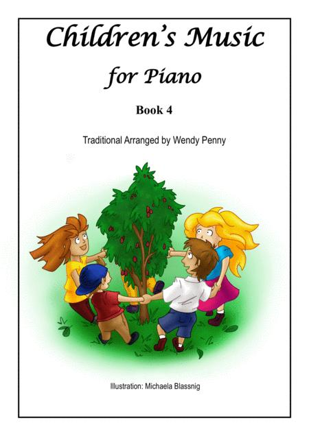 Nursery Rhymes for Piano Book 4