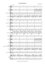 Vivaldi Rocks! for School Orchestra