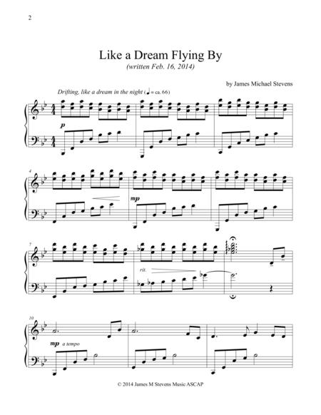 Like a Dream Flying By