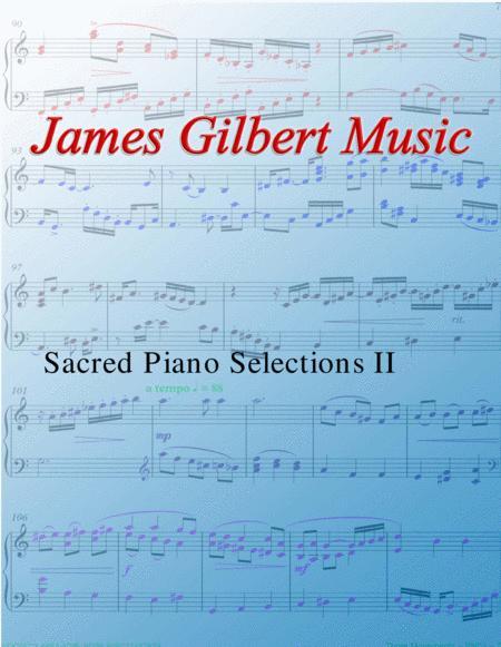Sacred Piano Selections II