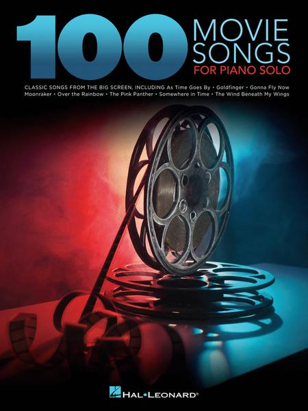 100 Movie Songs for Piano Solo