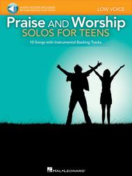 Praise and Worship Solos for Teens