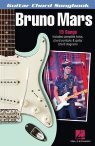 Bruno Mars - Guitar Chord Songbook
