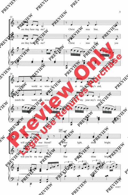 Preview Christmas Star (from Home Alone 2) (AP.41857) - Sheet Music Plus
