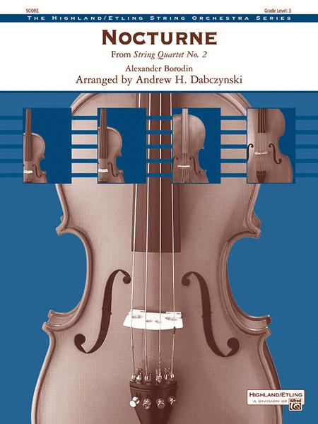 Nocturne (from String Quartet No. 2)