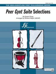 Peer Gynt Suite Selections