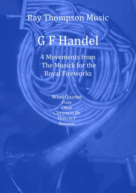 Handel: 4 Movements from