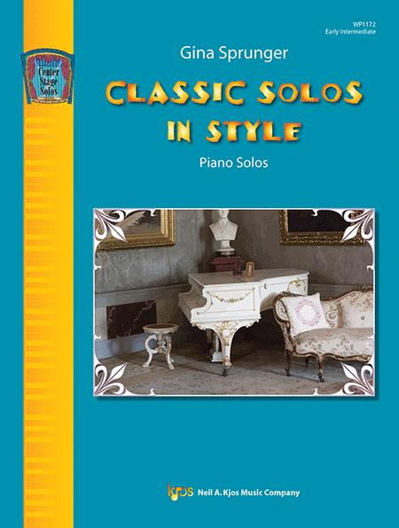 Classic Solos in Style