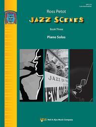 Jazz Scenes Book Three