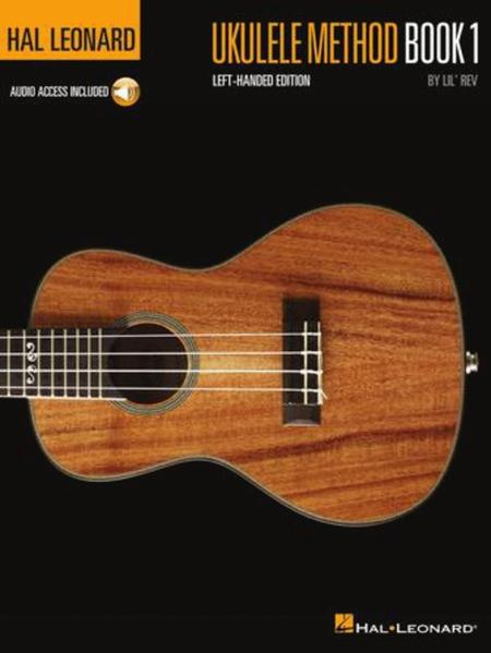 Hal Leonard Ukulele Method Book 1 - Left-Handed Edition