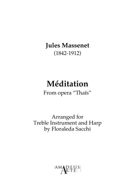Meditation (Thais, Act II)