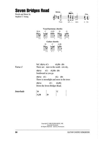 Seven Bridges Road