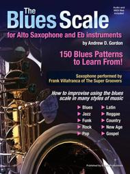 The Blues Scale for Altor saxophone and Eb instruments