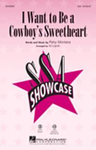 I Want to Be a Cowboy's Sweetheart - ShowTrax CD