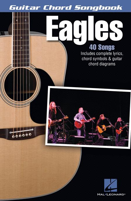 Eagles Guitar Chord Songbook Sheet Music By The Eagles Sheet