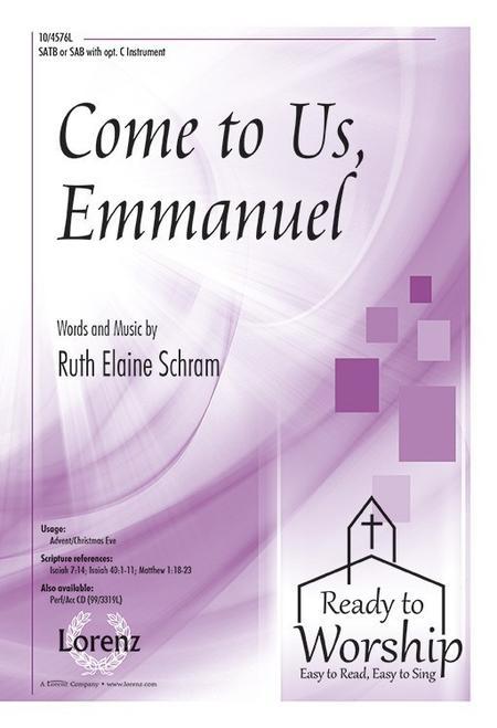Come to Us, Emmanuel