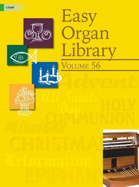 Easy Organ Library, Vol. 56