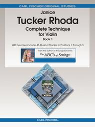 Complete Technique for Violin, Book 1
