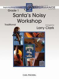 Santa's Noisy Workshop