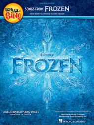 Let's All Sing Songs from Frozen