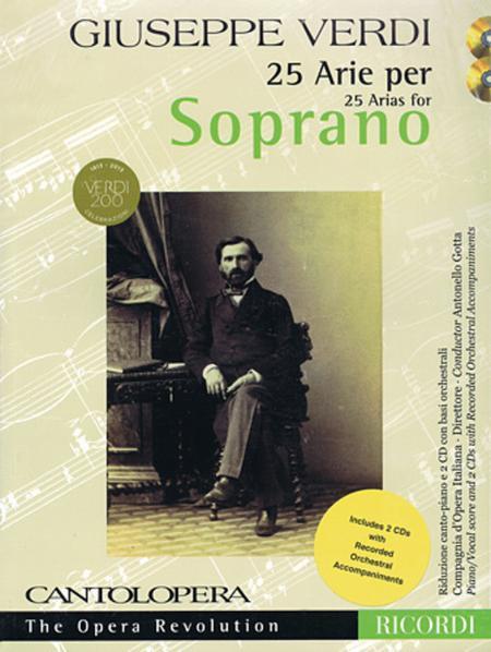 Verdi: 25 Arias for Soprano