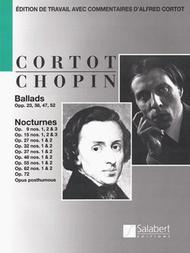 Ballads and Nocturnes for Piano