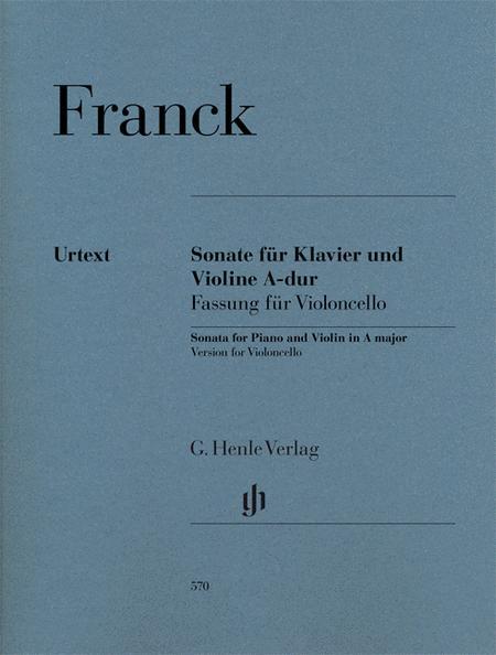 Violin Sonata A Major