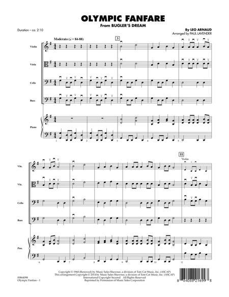 Olympic Fanfare (Bugler's Dream) - Conductor Score (Full Score)