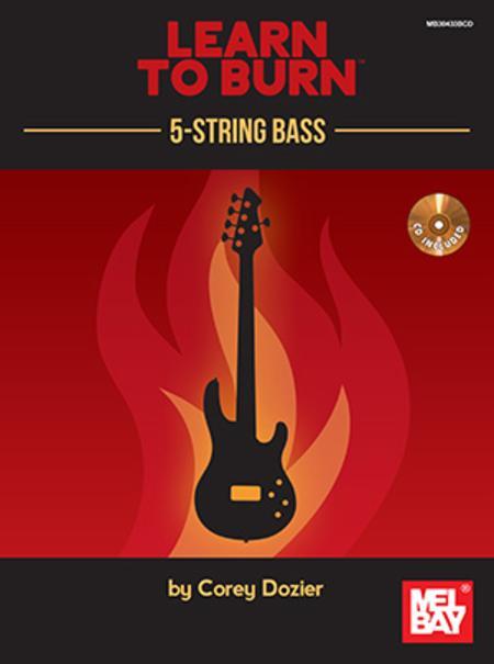 Learn to Burn: 5-String Bass Guitar