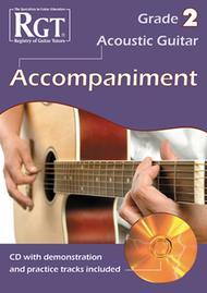 RGT - Acoustic Guitar Accompaniment Grade 2
