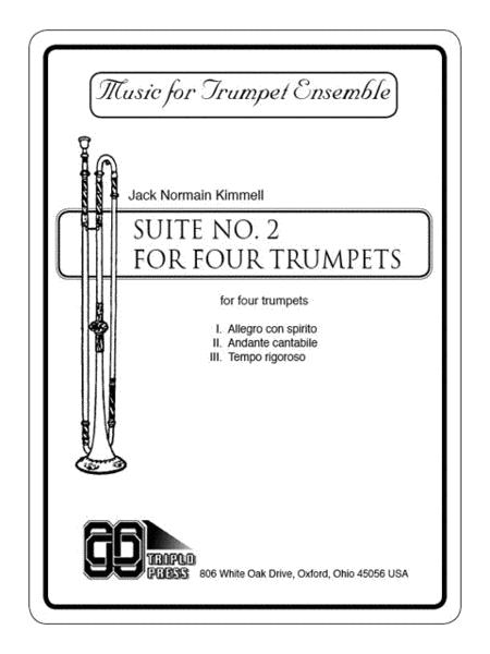 Suite No. 2 for Four Trumpets