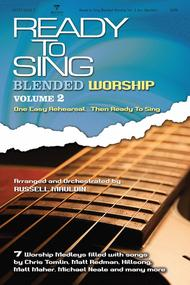 Ready To Sing Blended Volume 2 - Choral Book