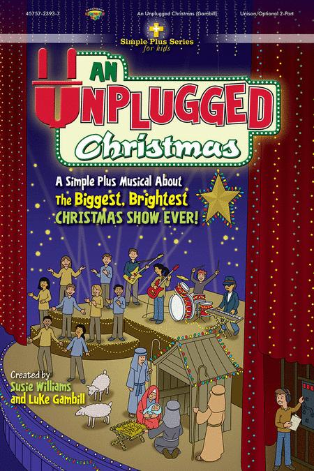 An Unplugged Christmas - Book Unison/2 Part