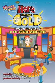 Here For The Gold - Choral Book (Kids)