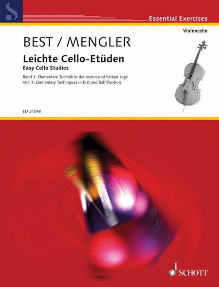 Easy Cello Studies Band 1