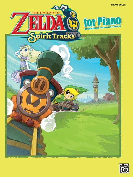 The Legend of Zelda Spirit Tracks for Piano