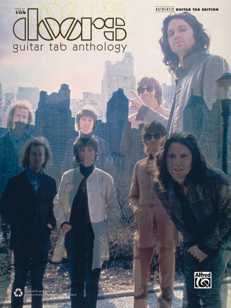 The Doors -- Guitar TAB Anthology