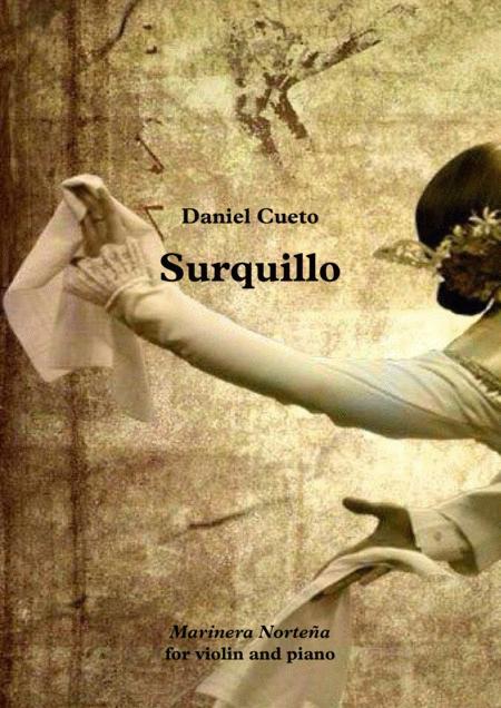 SURQUILLO: Peruvian 'marinera' for violin and piano
