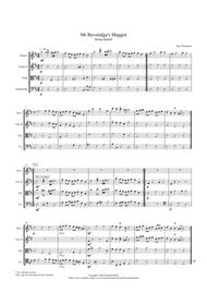 Mr Beveridge's Maggot (Theme and Variations) - string quartet