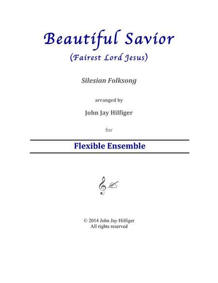 Beautiful Savior: Meditation on a Silesian Folksong